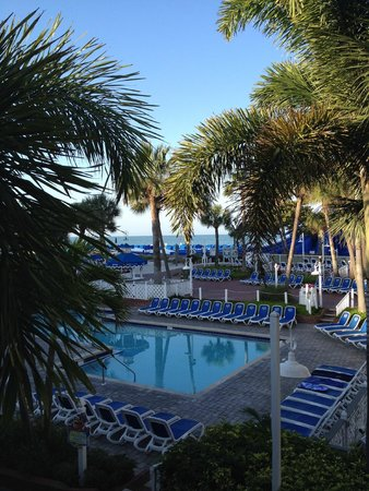 TradeWinds Island Grand Resort: A room with a view