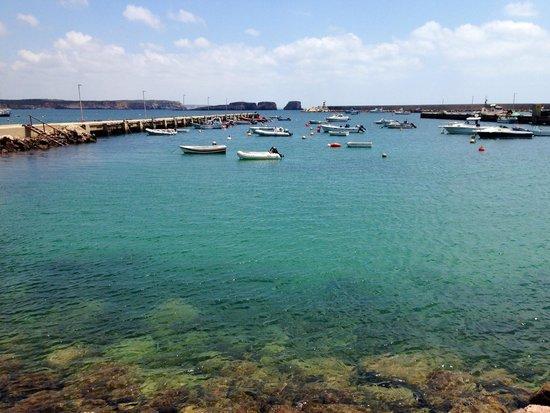 Memmo Baleeira Hotel: Baleeira Harbour
