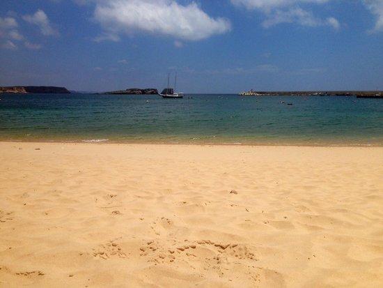 Memmo Baleeira Hotel : Baleeira beach