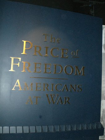 National Museum of American History: Entrance to another Exhibit Room