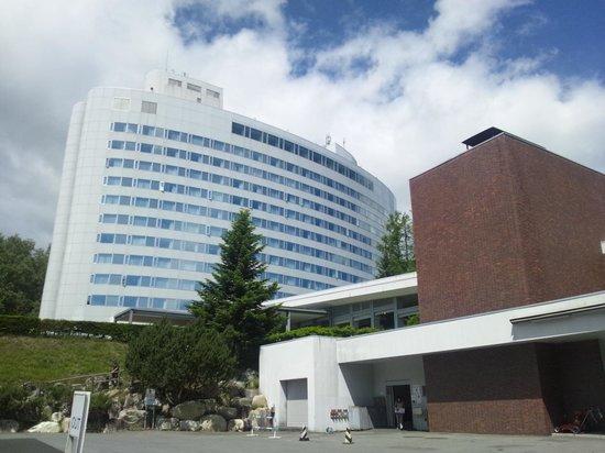 New Furano Prince Hotel : ホテル外観