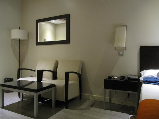 Sercotel Suites Viena: the room