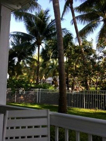 Sunset Key Cottages: view from our cottage
