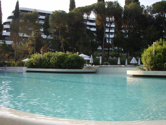 Hotel Lone : pool area