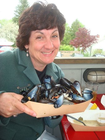 The Lobster Dock : Yes, I loved the mussels!