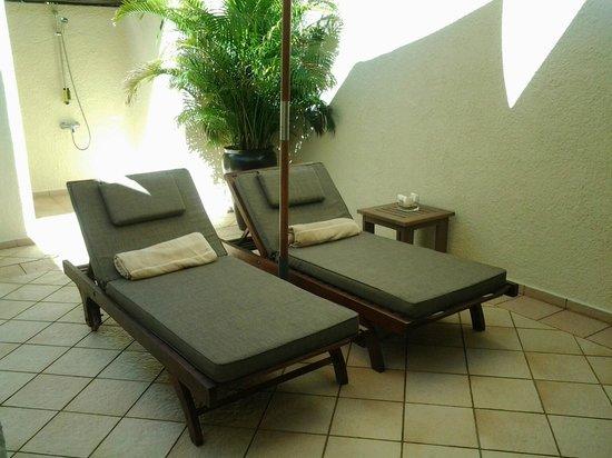 Maritim Resort & Spa Mauritius : Espace extérieur