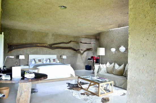Sabi Sabi Earth Lodge: Notre chambre, la 5