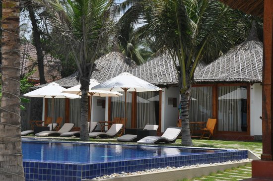 Ananda Resort: view from the restuaruant