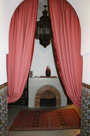 Riad Al Mamoune: our room