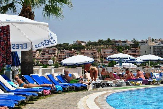 Palmin Hotel : 21-28.06.2014
