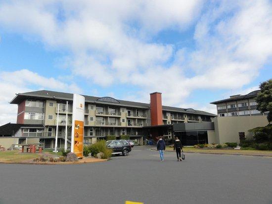 Sudima Hotel Lake Rotorua: Sudima Hotel Rotorua entrance