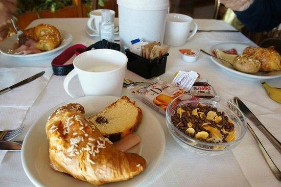 Speranza : OK breakfast