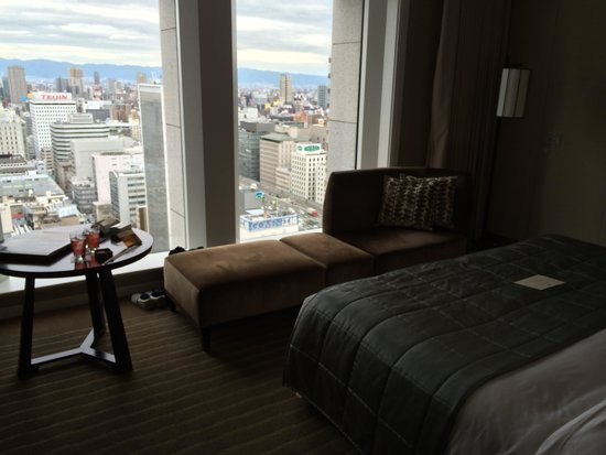 The St. Regis Osaka : View from 21st floor