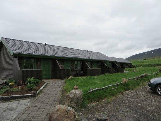 Hofsstadir Guesthouse: Chalets