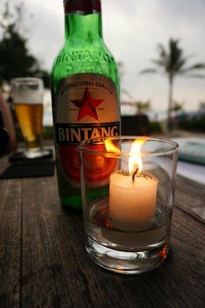 Mozzarella by the Sea at Maharta: Bintang x