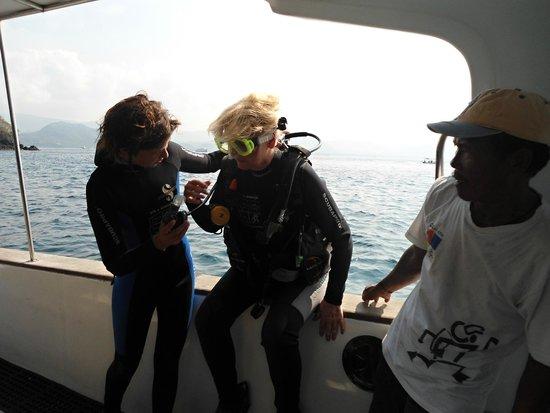 OK Divers: final instructions :-)