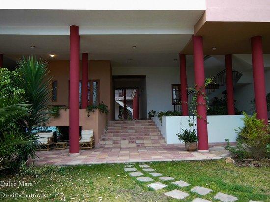 Hotel Villa Antigua: área do Hotel Villla Antígua