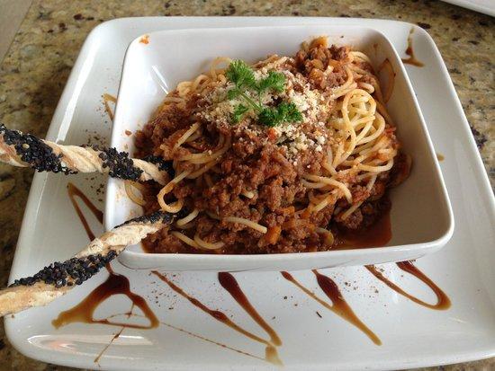 Oxtun: Spaguetti