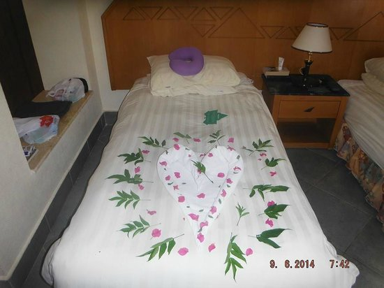 Island View Resort: Our room 128