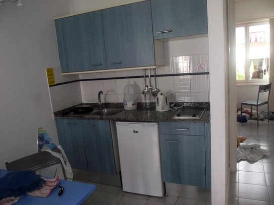 Apartamentos THe Oasis: kitchenette