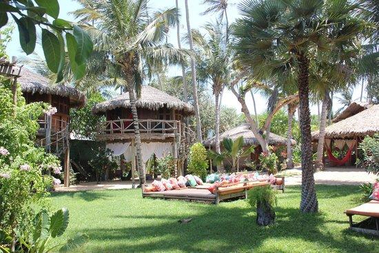 Vila Kalango : bungalows