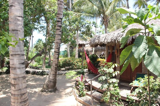 Vila Kalango: bungalows