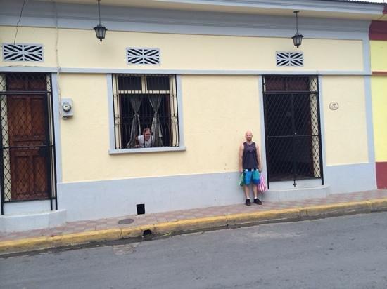 Casa Silas B & B: street front
