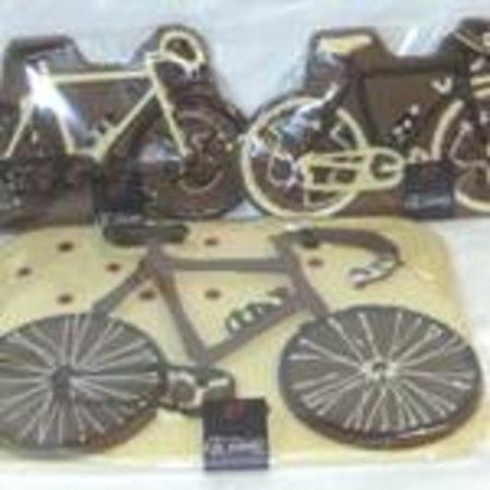 Inspired Chocolate: Chocolate bikes 1