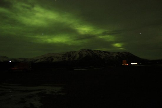 Reykjavik Lights by Keahotels: Northern Lights Excursion (booked through hotel)