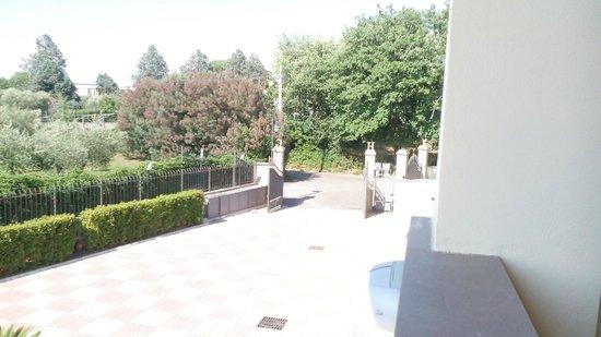Villa Sofia : Ingresso dell'hotel