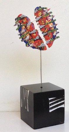 Barbara Rabkin Art Studio: Sculpture in polymer clay