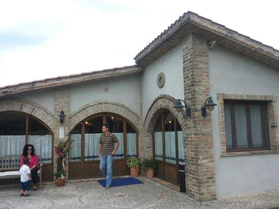 Ro Ferrarese, Włochy: Esterno