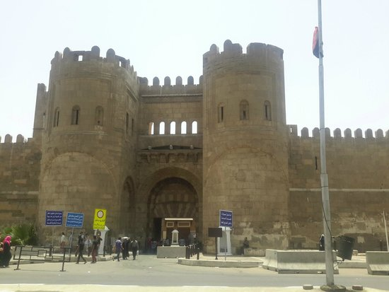Egypt Budget Tours - Private Day Tours: Outer Gate of Old Cairo, credit Hanan Salah