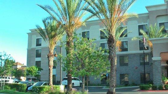 Hampton Inn Los Angeles / Orange County / Cypress : Kamers