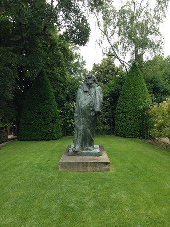 Musée Rodin : The garden