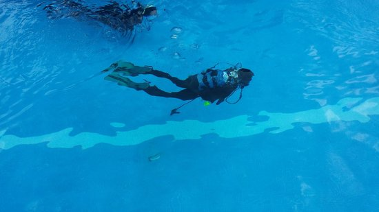 Camping Village Rocchette: Centro diving