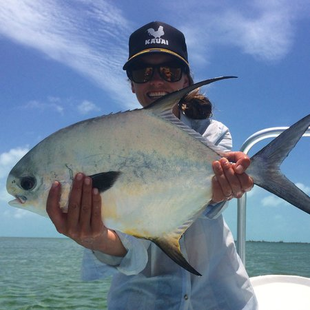 El Pescador Resort: Permit and Bone all day long!