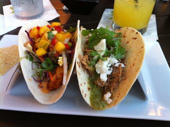Flying Iguana Taqueria & Tequila Bar : Tasty Tacos