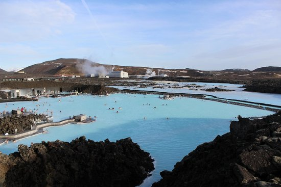 Reykjavik Lights by Keahotels: Blue Lagoon Excursion (booked through hotel)