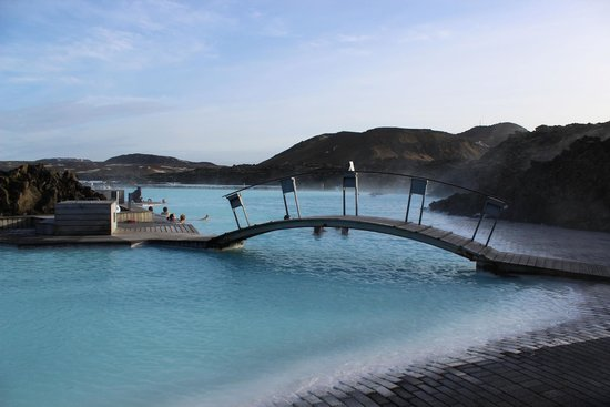 Blue lagoon excursion booked through hotel picture of for Iceland blue lagoon hotel