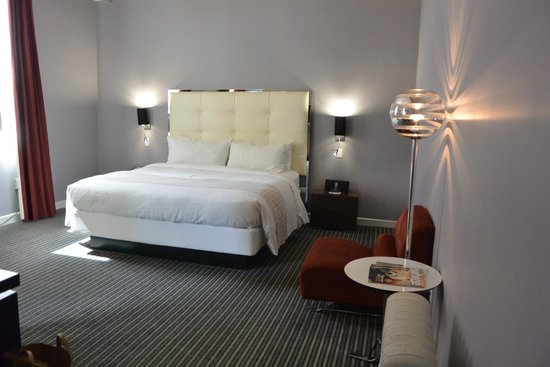 Hotel Union Square: Our Room (#603)