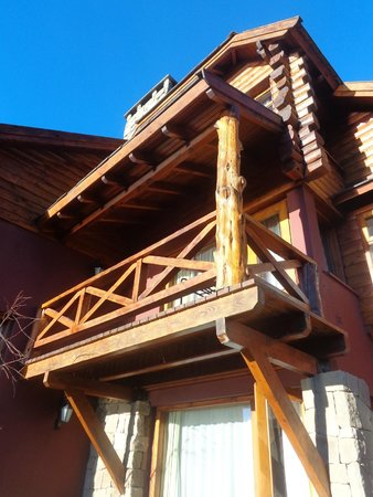 Nido del Condor Hotel & Spa: Hotel
