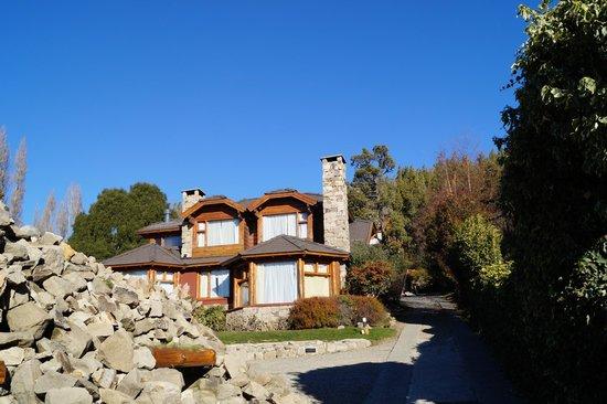 Nido del Condor Hotel & Spa: Nossa cabana