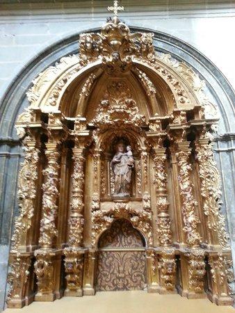 Catedral de Astorga: Capela