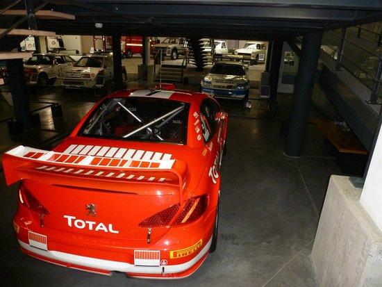 PSA Factory - Musée de l'Aventure Peugeot: Peugeot 307 WRC