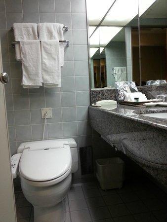 Dai-Ichi Hotel Annex: bathroom