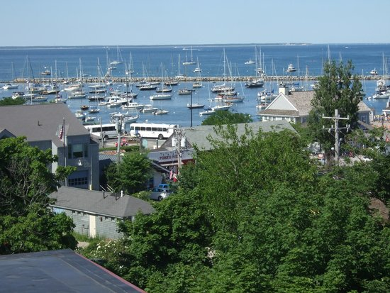 Mansion House : Harbor from cupola