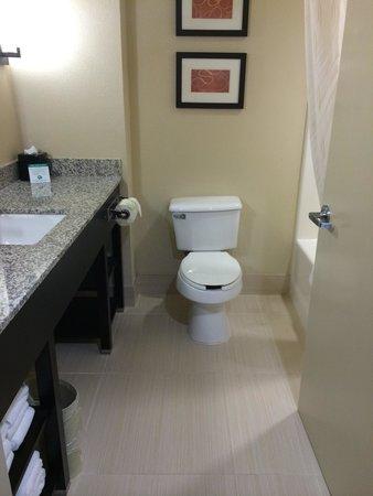 Comfort Suites University - Research Park: 2 queen suite