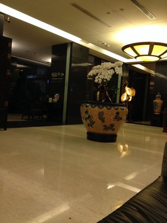 Fortune Hiya Hotel: 饭店大堂