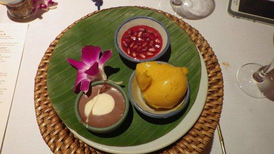 Hilton Malta: In Thai restaurant